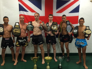 Powers Martial Arts Sheffield - K1 & MMA
