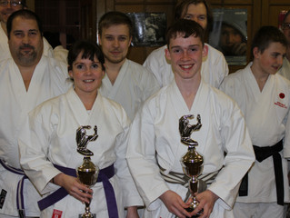 SSKA Championships in Warrington