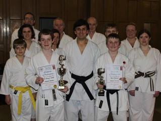 Shukokai Karate alliance championships