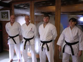 Black Belt gradings