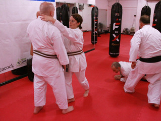 New Dojo opening at Stannington
