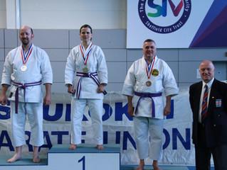 SKU British Open Championships 2016