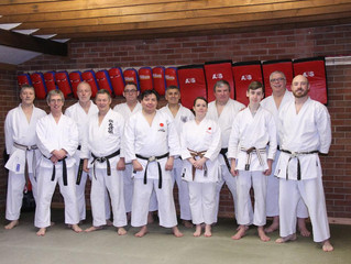 Brown / Black Belt Course