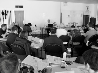 Coaching assessment class in Bury 2017