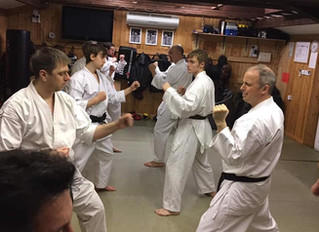 South Yorkshire Shotokan Alliance