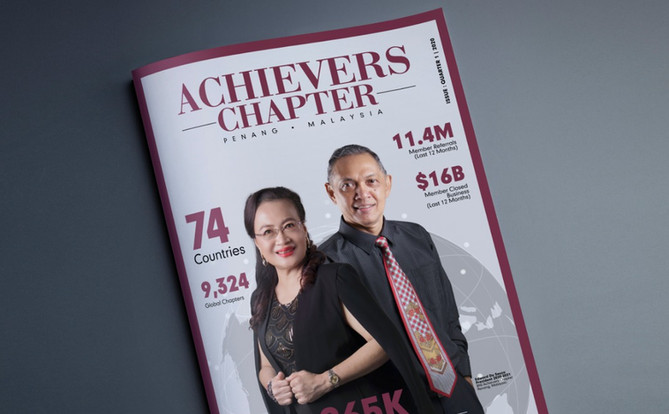 booklet magazine cover photo