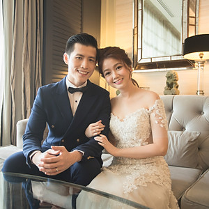 Wei Lun & Jasmine