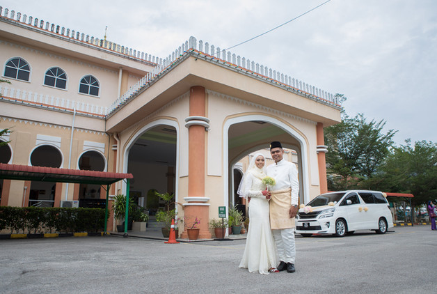 Akad Nikah - Malay Wedding