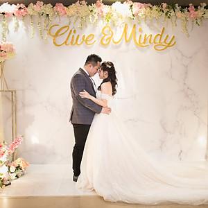 Clive & Mindy