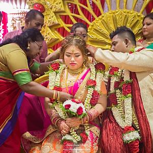 Indian + Chinese Wedding