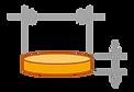 Vacuum Compression Molding VCM Sample