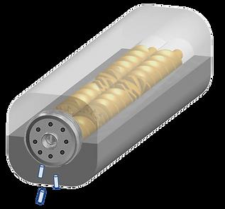 Extruder - Hot-melt extrusion formulation screening