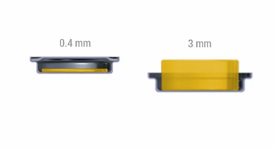 VCM sample - DSC measurement