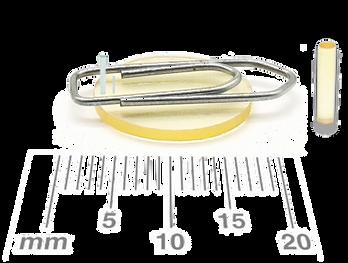 VCM Micro samples - implants prototyping