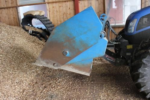 Traktorin kärkikippaavakauha