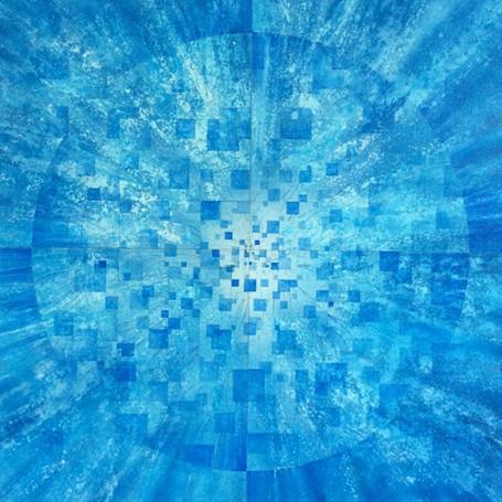 3. Blue