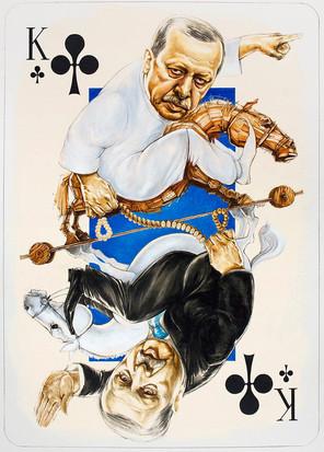 King Of Clubs - Erdogan