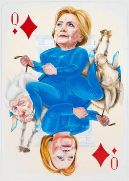 Queen Of Diamonds - Clinton