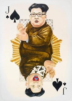 Jack Of Spades - Kim Jong-un