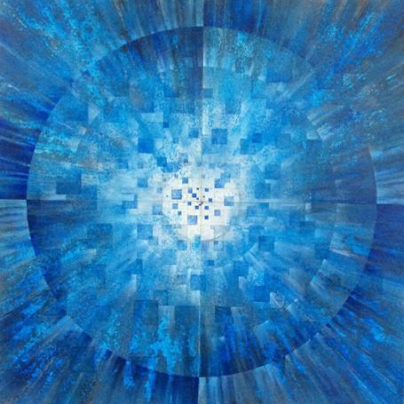 2. Blue (Indigo)