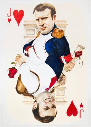 Jack Of Hearts - Macron