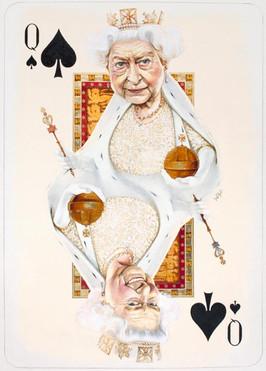 Queen Of Spades - Elizabeth II