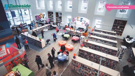 Ashton New Library Promo