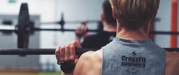 CrossFit Saddlworth Promo