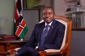 Honourable Joseph Wakaba Mucheru