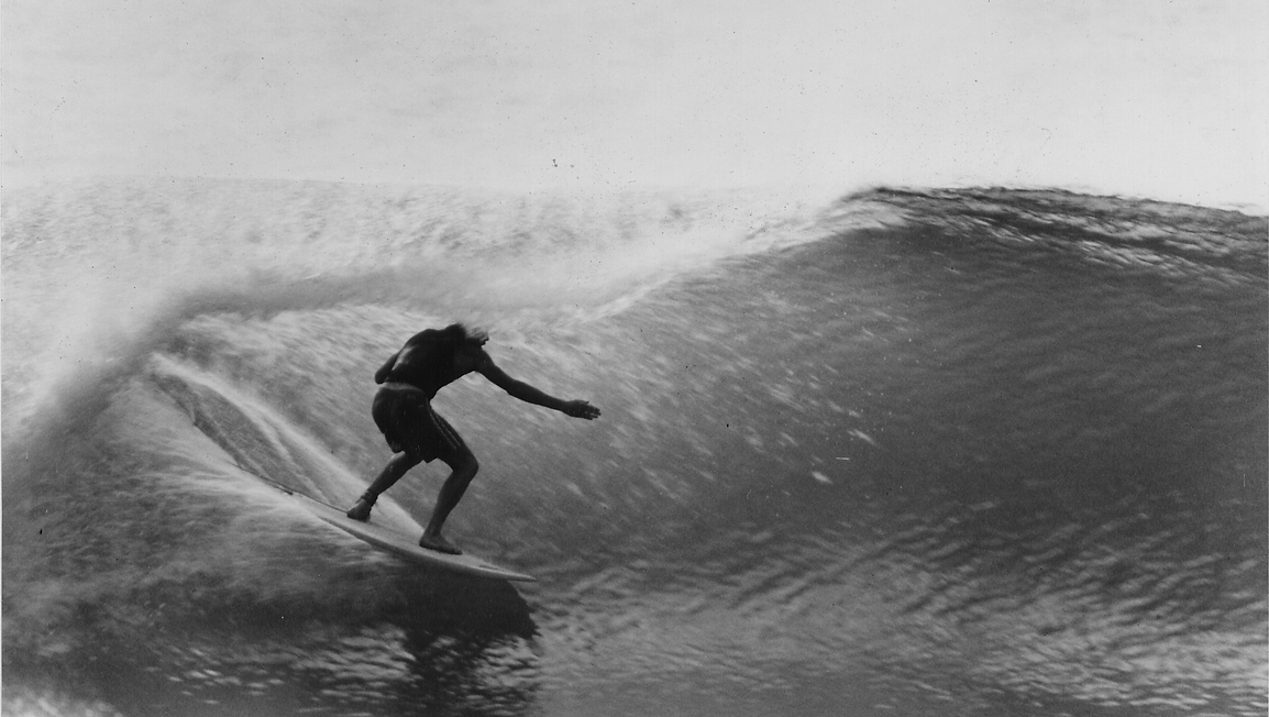 Jim Banks Surfing eary 80's