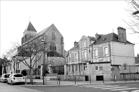 Place de la Mairie - retouchée