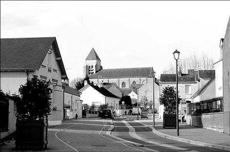 Rue de la Mairie - retouchée