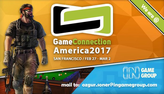 Game Connection 2017 San Francisco