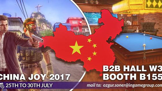 China Joy 2017