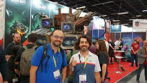 InGame @Gamescom 2018