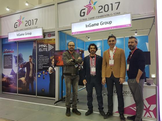 Visited G-Star 2017