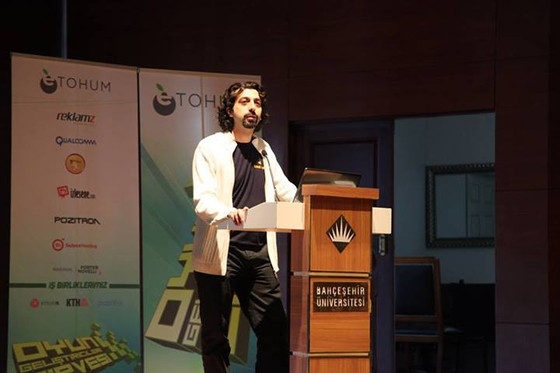 Ozgur's presentation at Game Developers Summit 2013