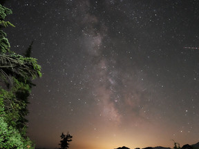 The light in the dark: shooting the milky way in North Cascades National Park