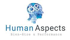 Logo Human Aspects, conseil et prévention santé et sécurité au travail
