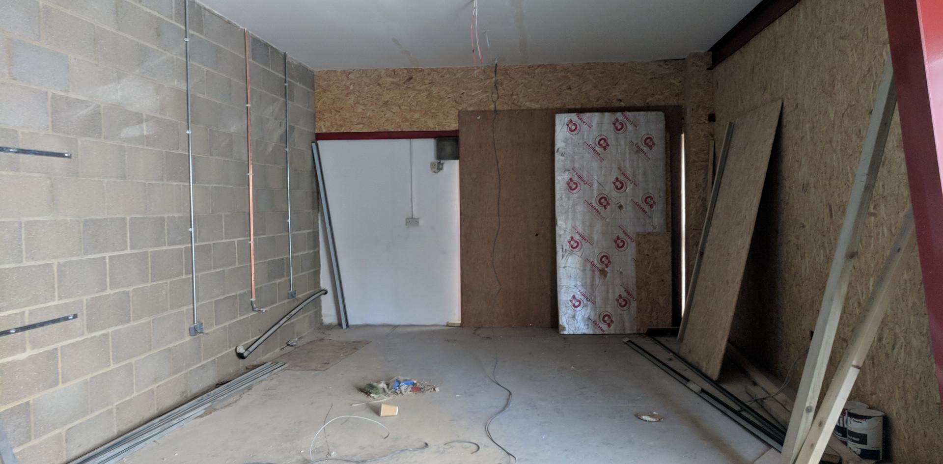 Gound Floor studio