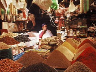 The Moroccan Market