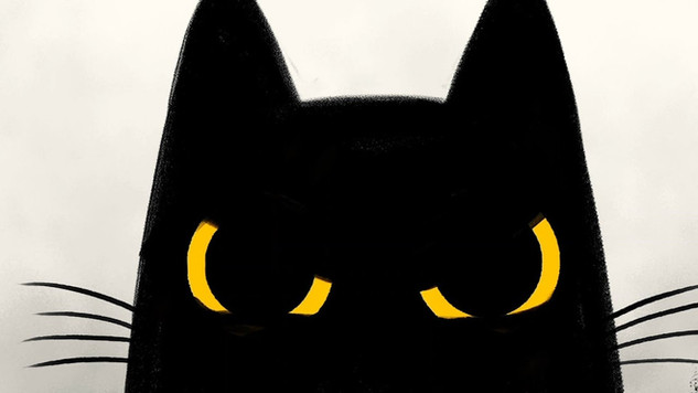 LUBACK - Black Cat