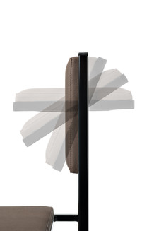 Sedia Elvira - progettata e disegnata da Michele Sodini