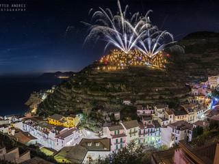 Presepe di Manarola - Matteo Andrei Photograpnhy