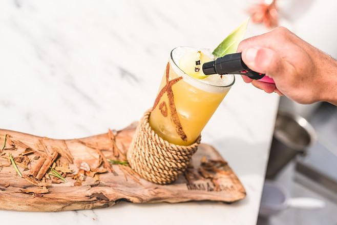 Nikki Beach Versilia Cocktail - Matteo Andrei Photography