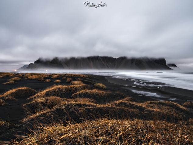 Vestrahorn - Iceland