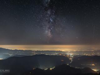 Viale lattea Monte Giogo - Matteo Andrei Photograpnhy
