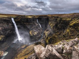 Haifoss - Iceland