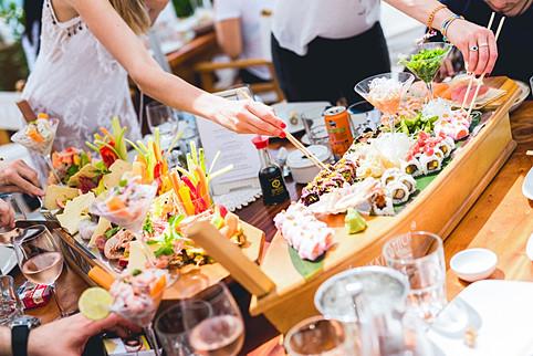 Nikki Beach Versilia Food- Matteo Andrei Photogrpahy