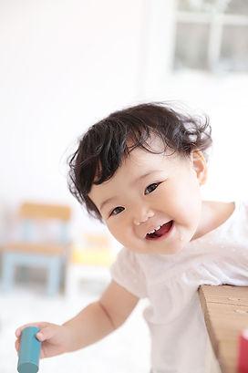 1歳誕生日記念撮影